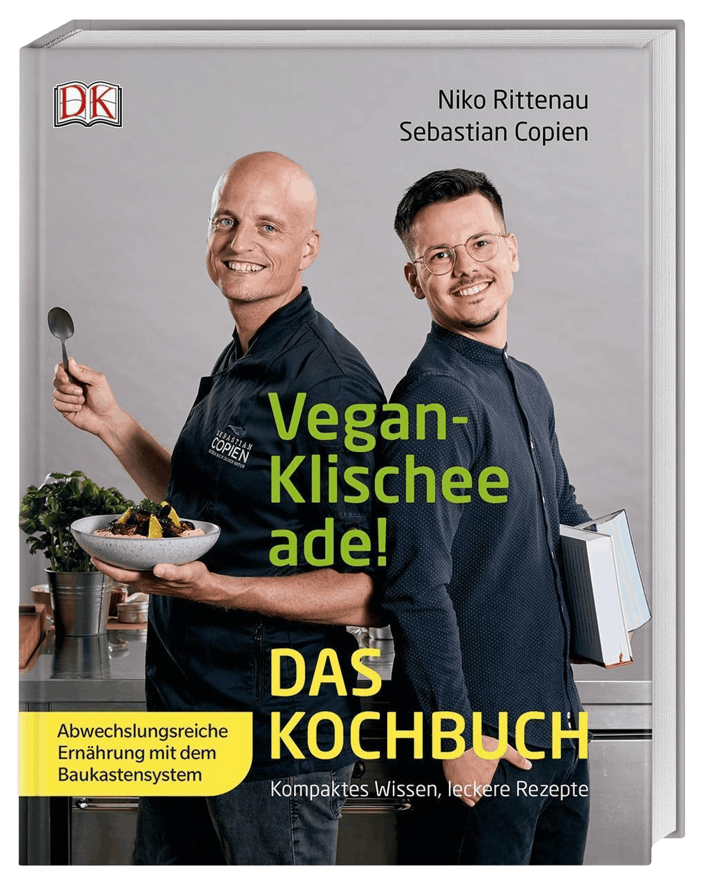 Vegan Klischee Ade Kochbuch